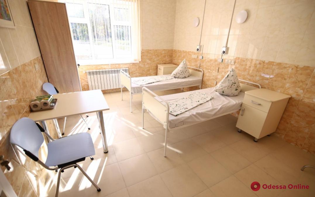 В одесских больницах есть 288 свободных коек для пациентов с COVID-19