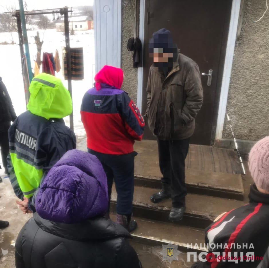 В Одесской области живодер прибил мертвого кота к кресту (обновлено)
