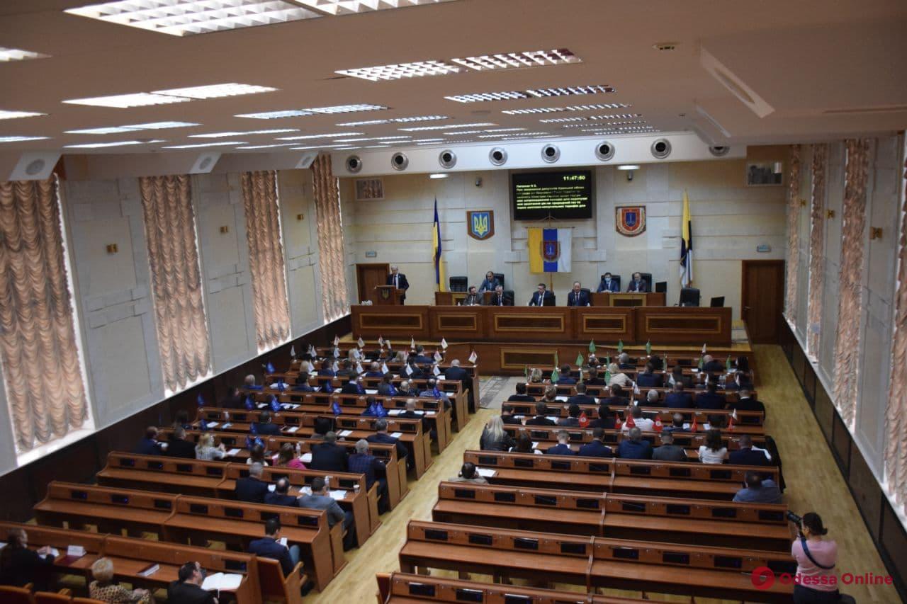 Одесский облсовет просит центральные власти снизить тарифы на услуги ЖКХ