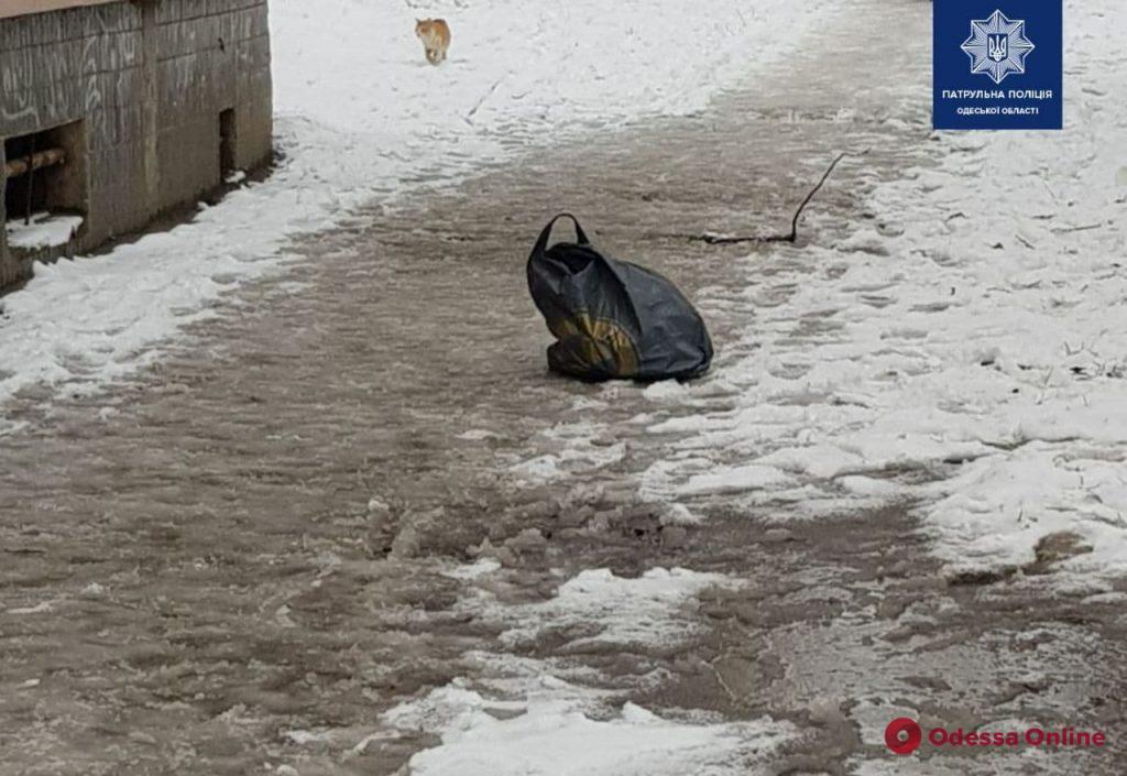 На Таирова неравнодушные одесситы поймали автовора