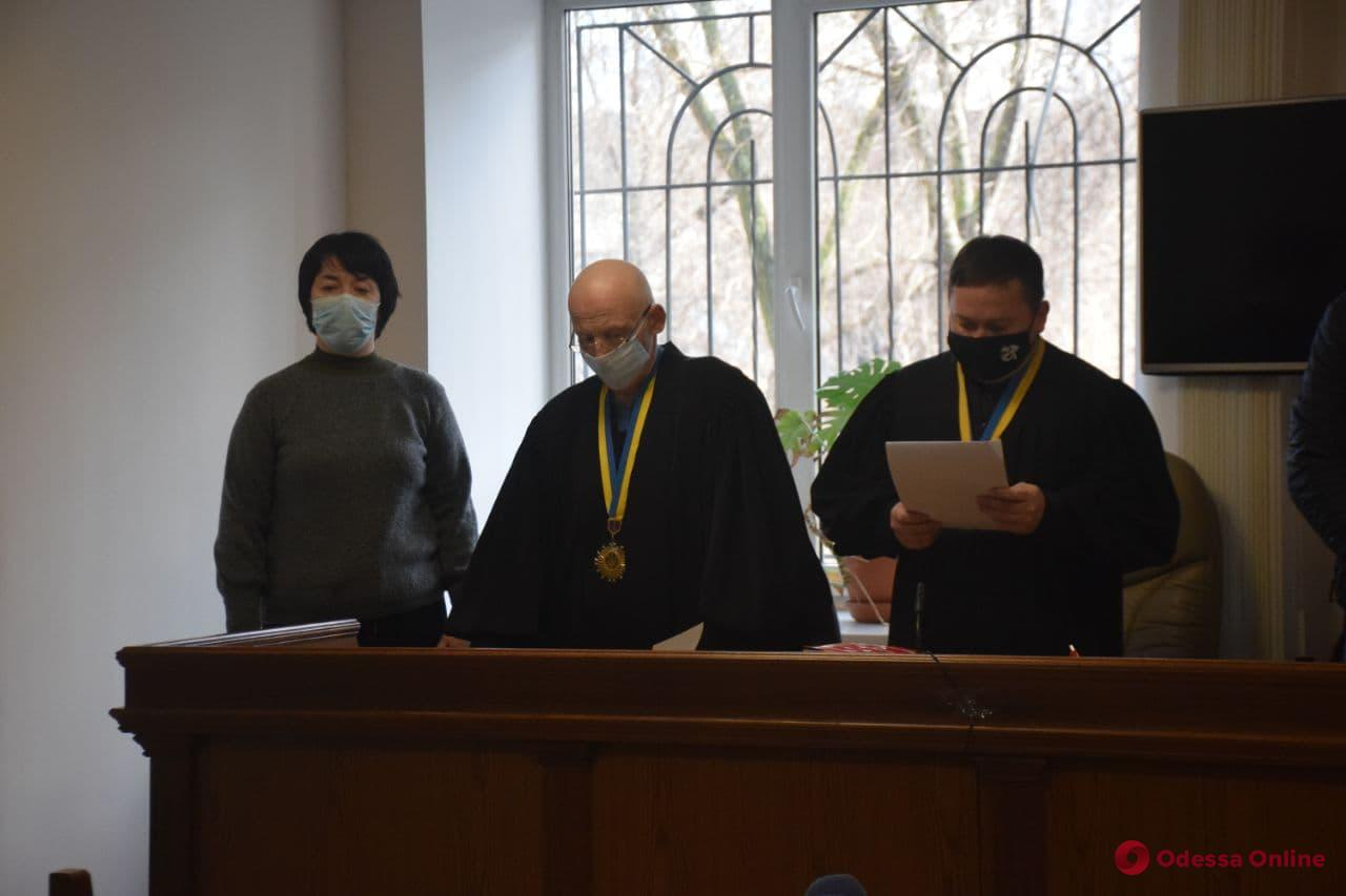 Суд признал одессита виновным в покушении на убийство Андрея Юсова, но отпустил по «закону Савченко»