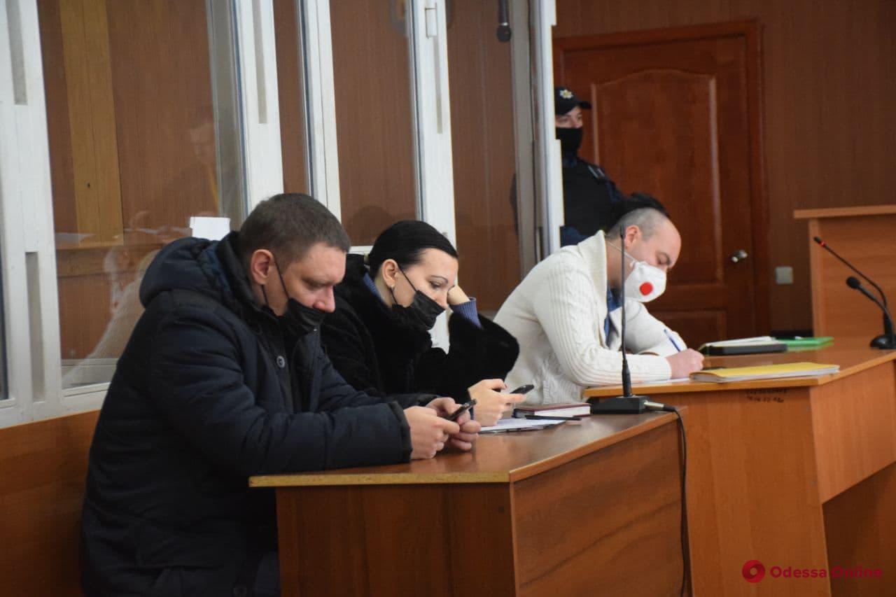 Бунт в одесской колонии: обвиняемые продолжают давать показания