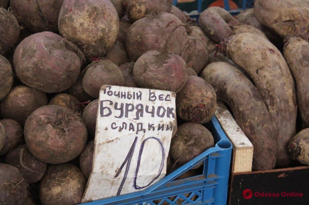 Грейпфрут, шампиньоны и судак: воскресные цены на одесском «Привозе»