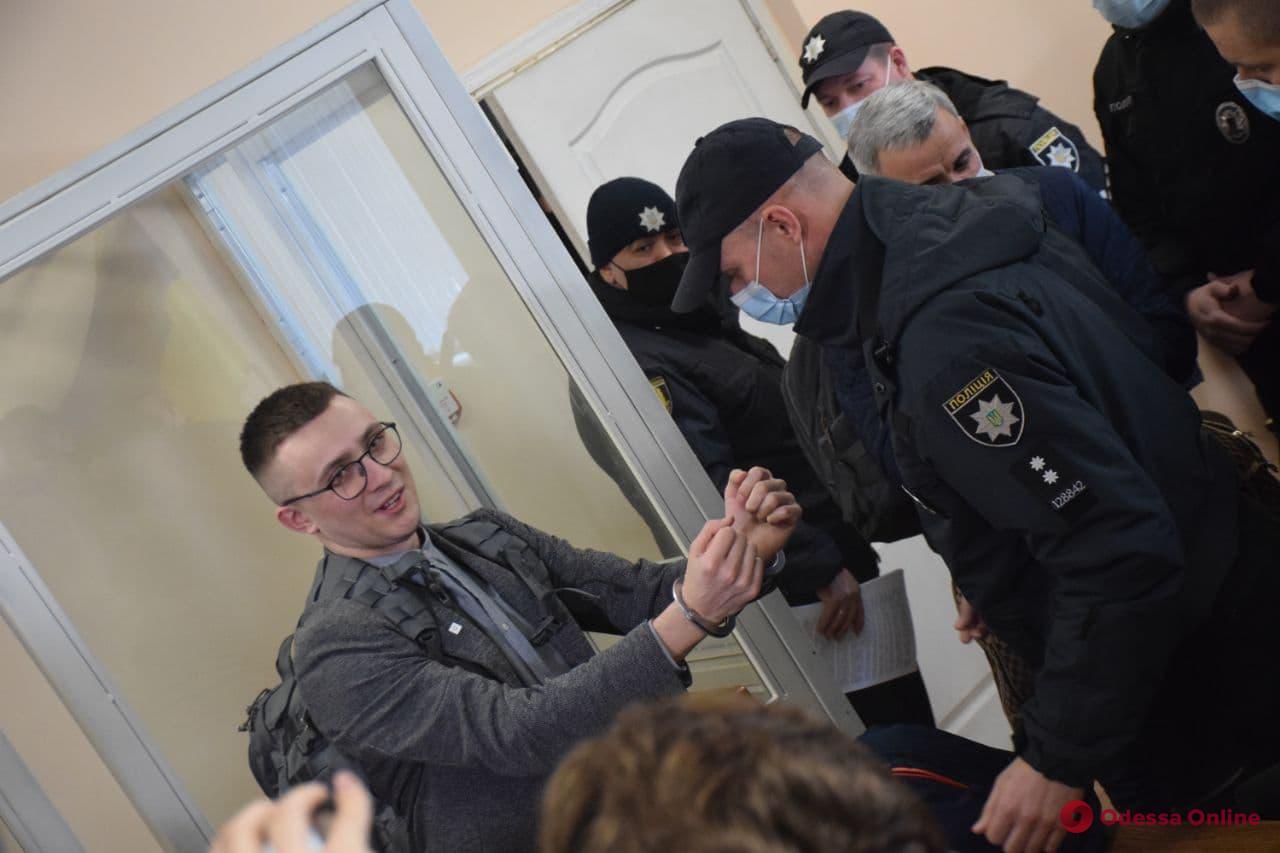 Дело о похищении: Стерненко приговорили к семи годам тюрьмы (обновляется)