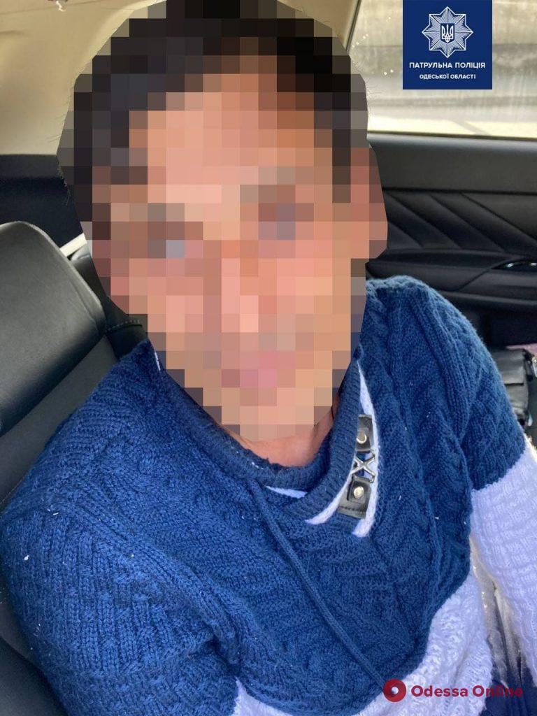 В Измаиле двое мужчин пытались похитить женщину
