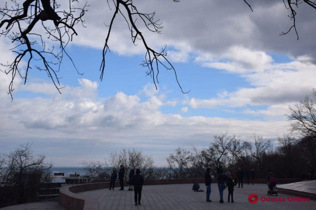 Каким был последний день зимы в Одессе (фоторепортаж)