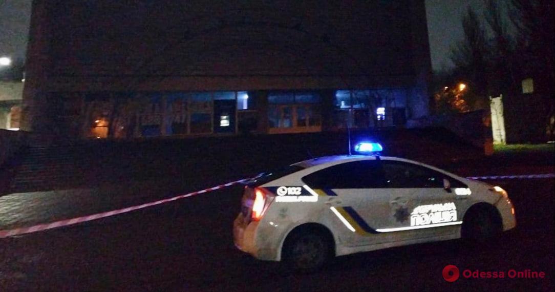 В Одессе сообщили о подозрении мужчине, который «заминировал» неработающий кинотеатр