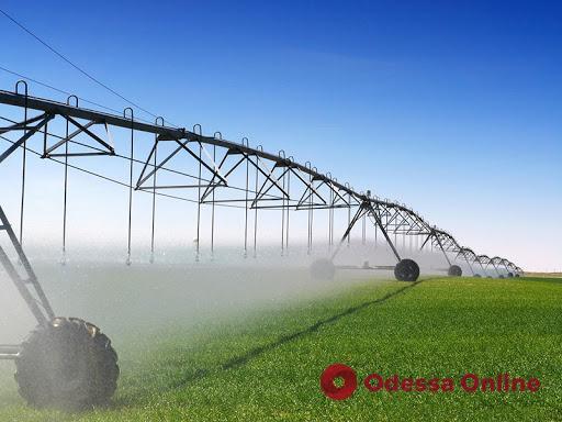 В Одесской области стартовал проект по восстановлению оросительных систем