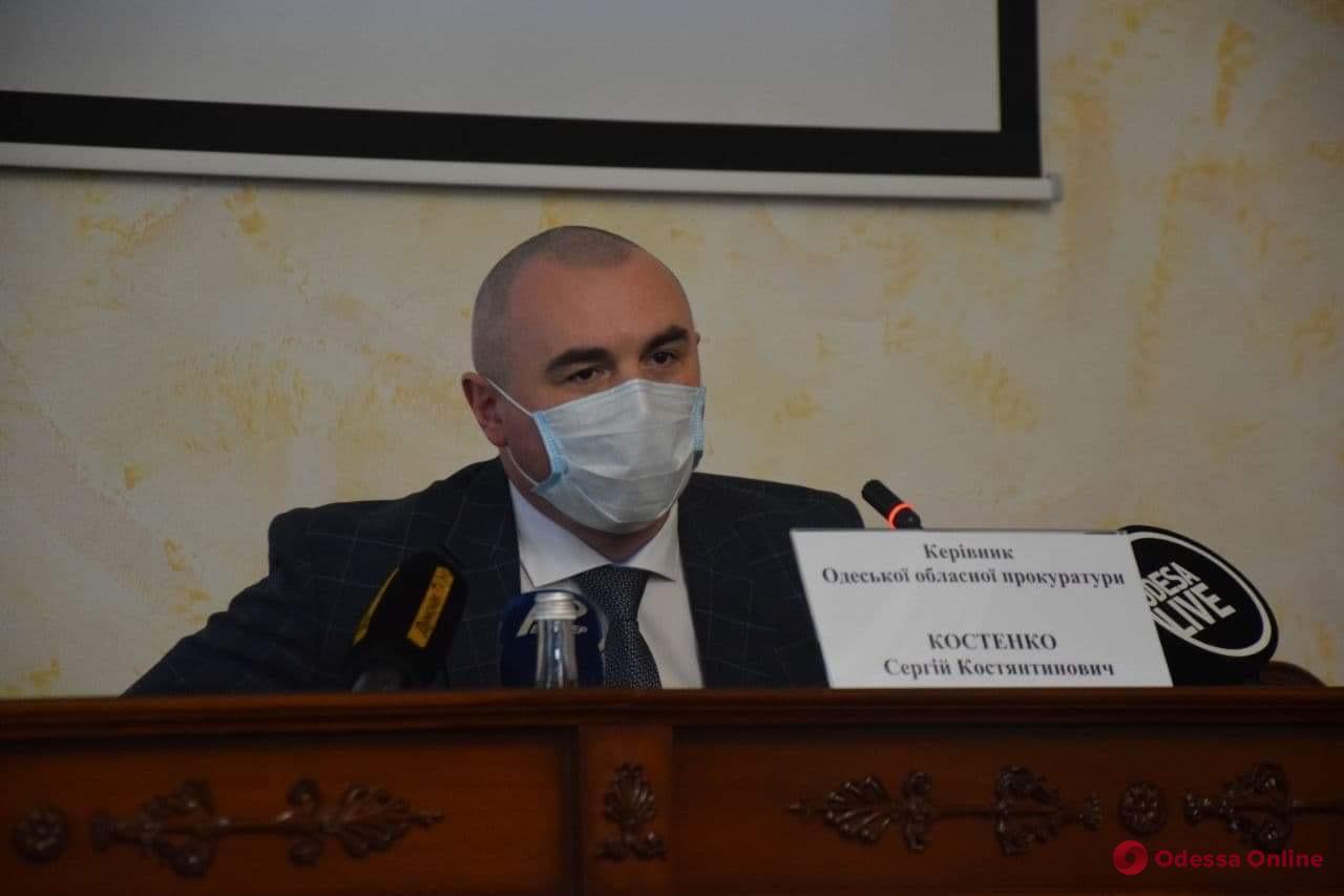 Новый прокурор обсудил проблемы региона с общественниками