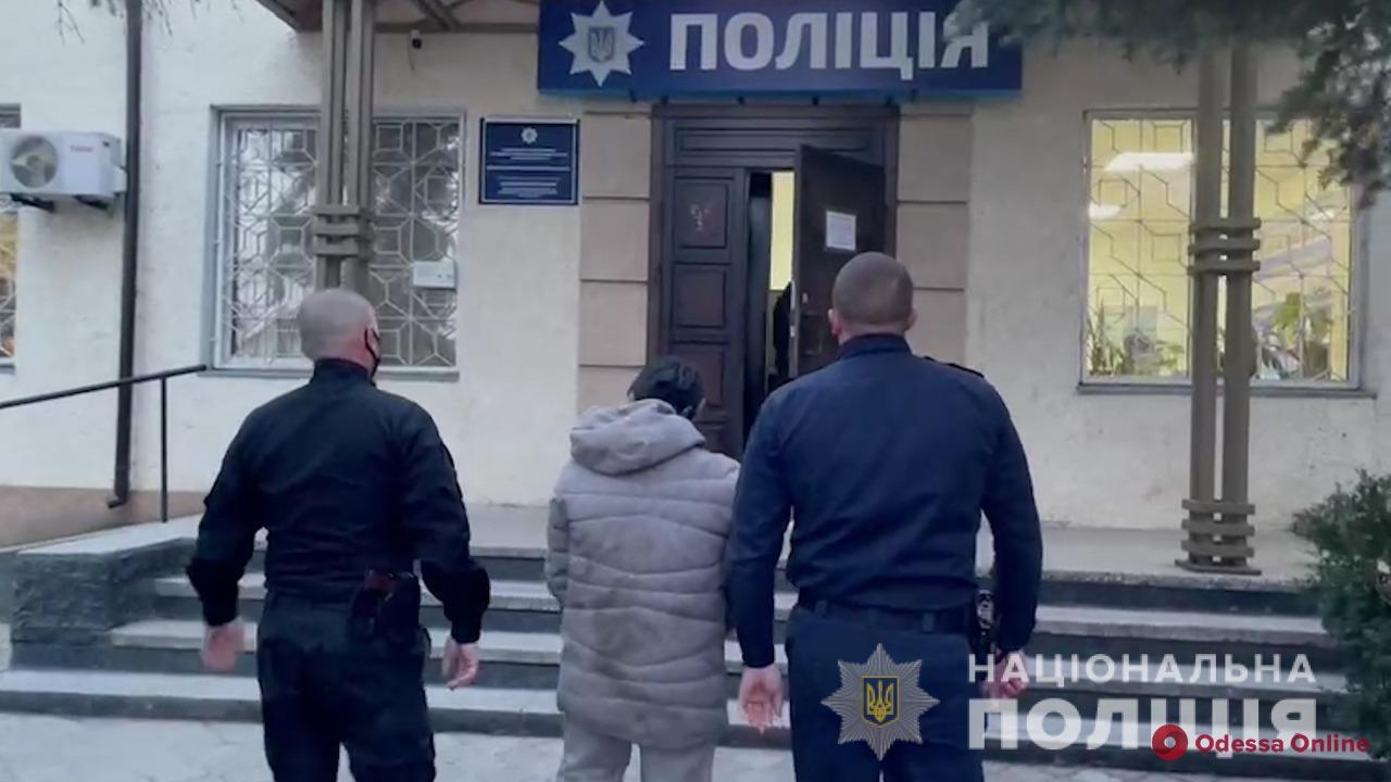Под Одессой мужчина сломал знакомой шею