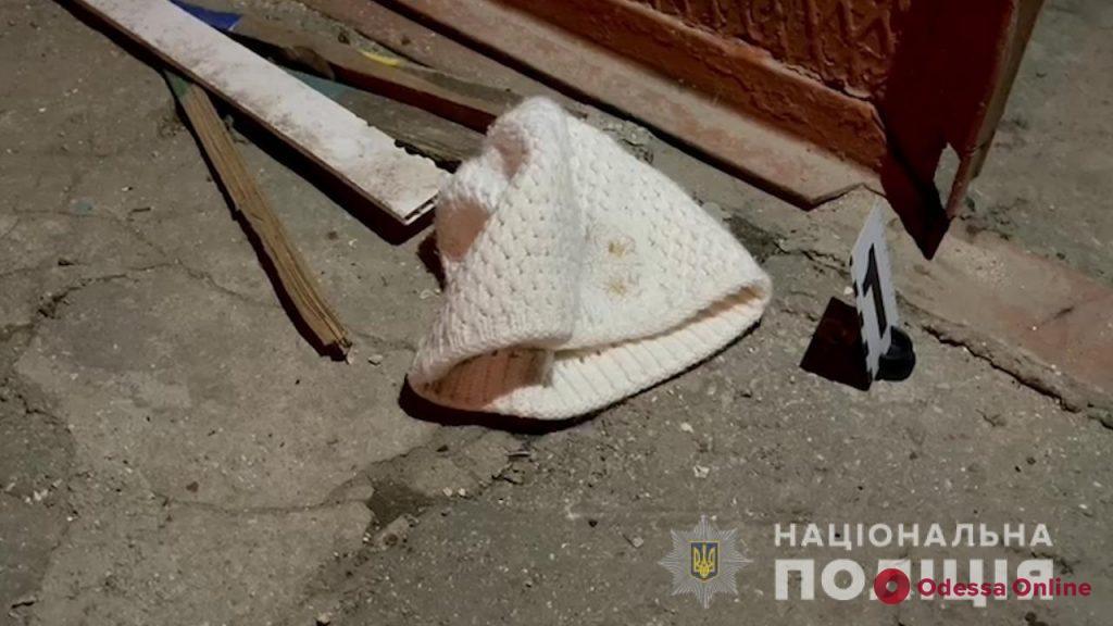 Полиция задержала мужчину, который в селе Нерубайское зарубил соседку топором