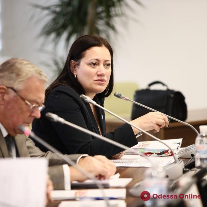 Экс-глава департамента админуслуг Одесского горсовета покинула пост и.о. вице-мэра Черноморска