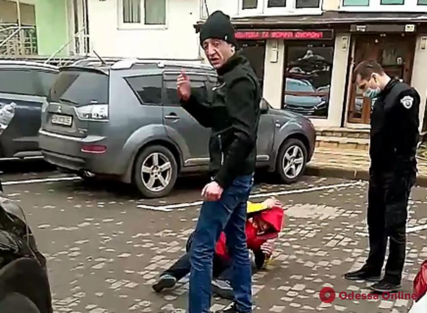 Избил ветерана АТО в Одессе: мужчине сообщили о подозрении