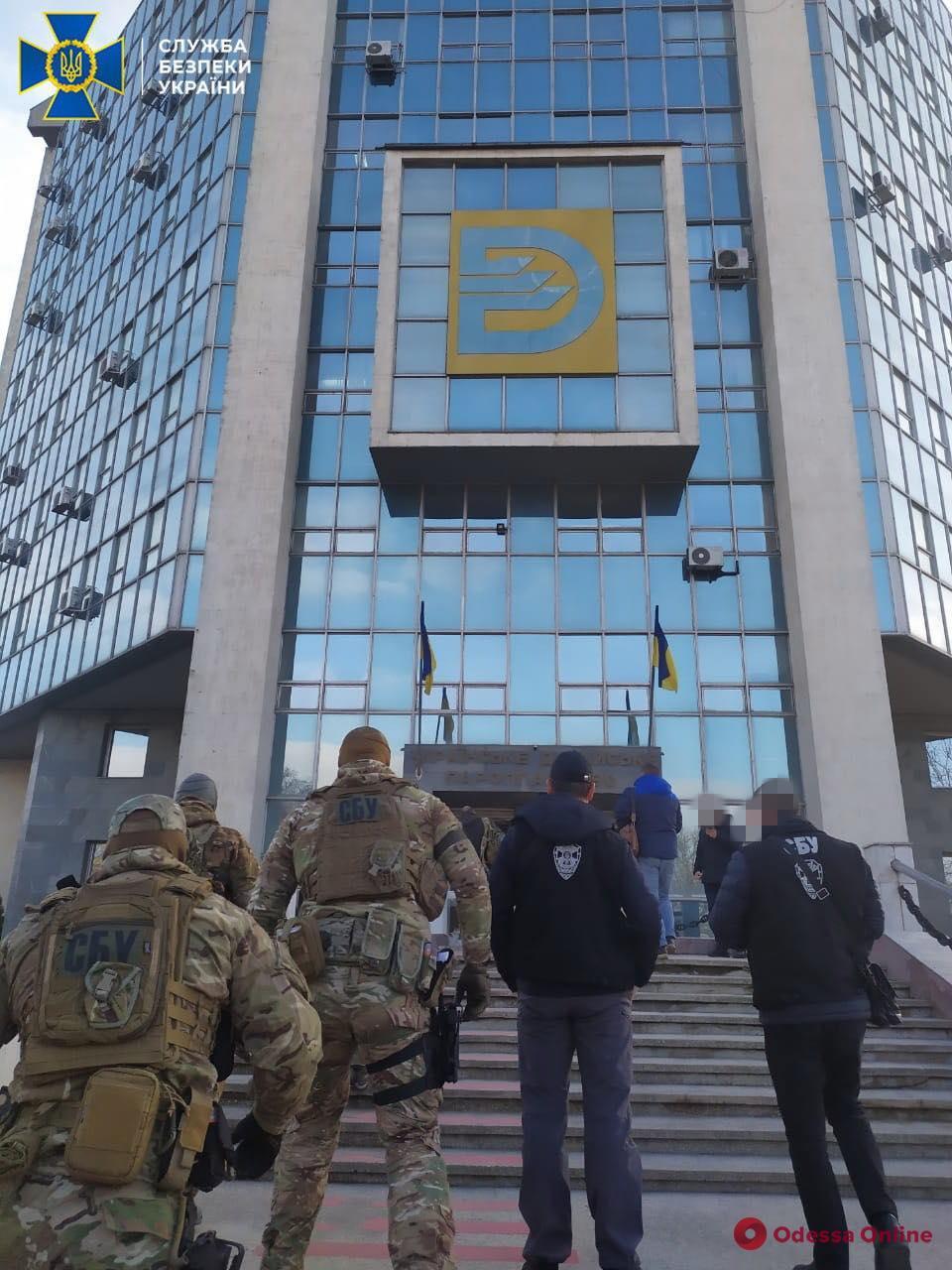 СБУ пресекла аферу на 2 миллиарда в Дунайском пароходстве
