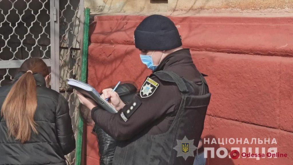 Труп возле школы: в Одессе задержали убийцу пожилой женщины
