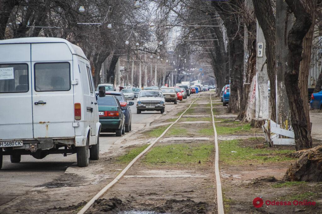 И снег, и солнце: десять ярких фото дня 23 марта в Одессе