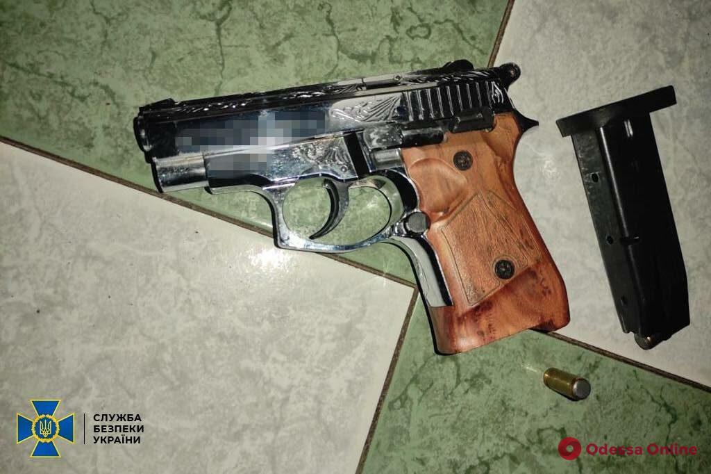 СБУ задержала членов банды разбойников, которую возглавлял вор в законе из РФ