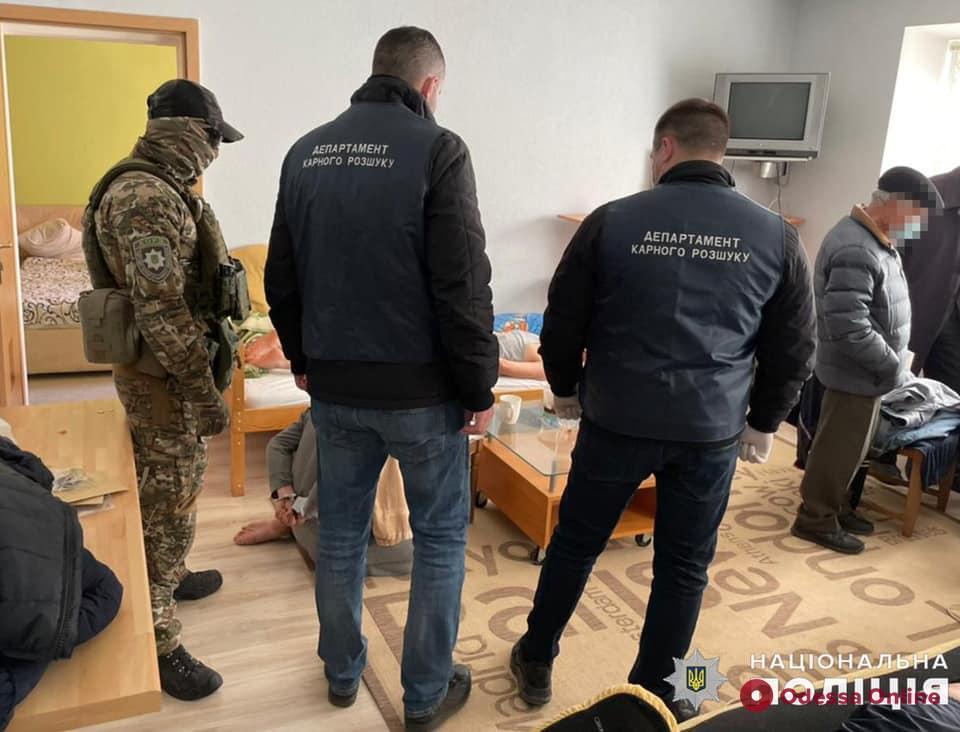В Одессе похитили парня и требовали у его отца выкуп в миллион долларов (видео)