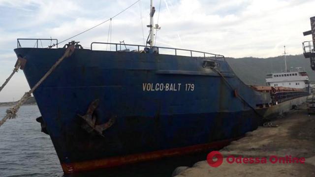 У берегов Румынии затонул сухогруз с украинским экипажем