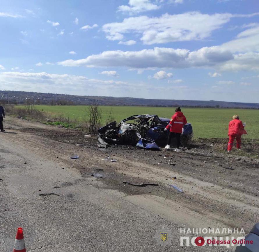 На трассе Одесса — Вознесенск — Новый Буг в ДТП погибли три человека