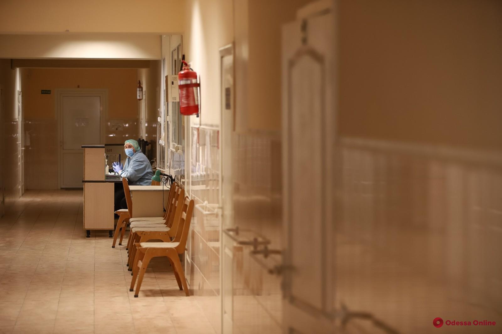 Завтра в одесской больнице №8 откроют новое отделение на 100 коек для пациентов с COVID- 19