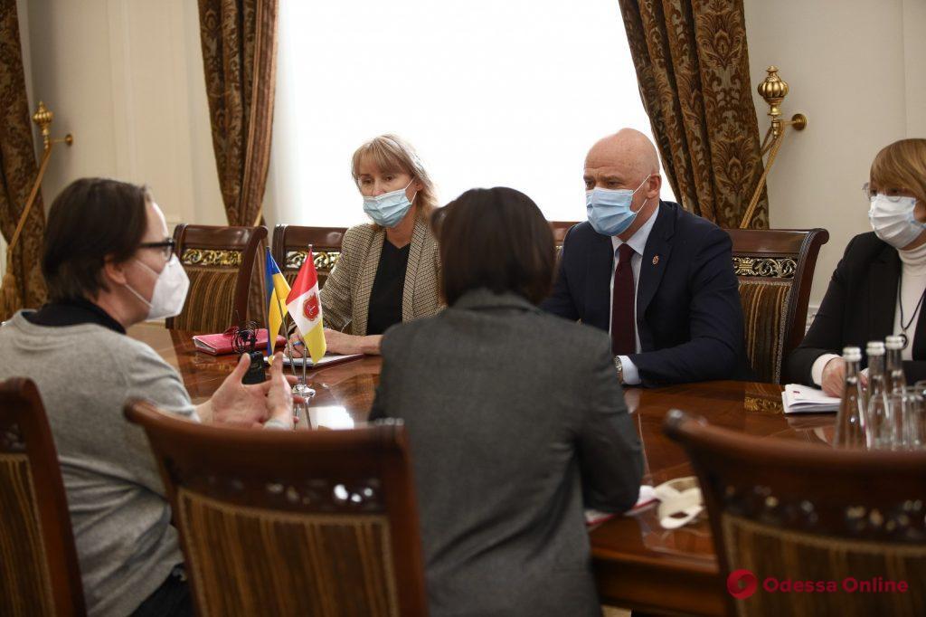 Одесский офис Красного креста переходит на дистанционный режим работы