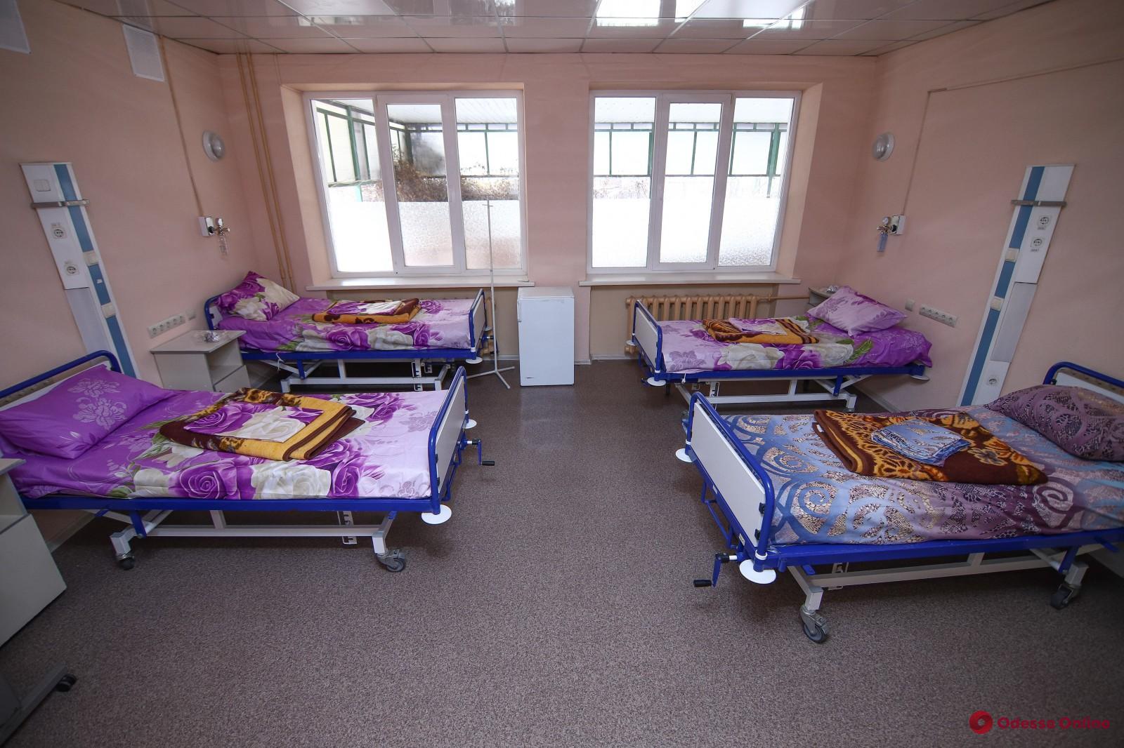 В одесских опорных больницах осталось 14 коек для пациентов с COVID-19