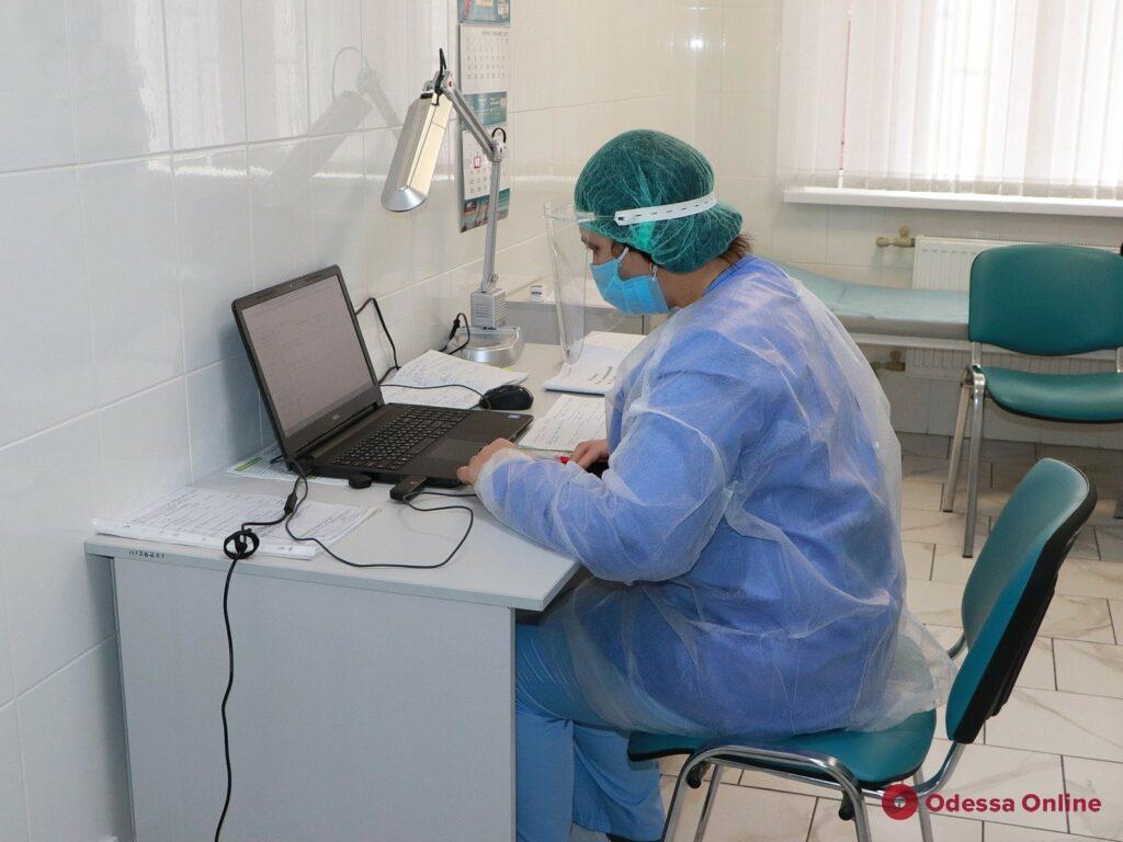 В Одессе работают 11 стационарных пунктов вакцинации от COVID-19 (адреса)