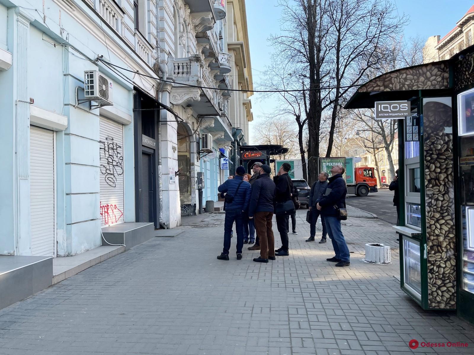 К 1 мая улицу Екатерининскую приведут в порядок