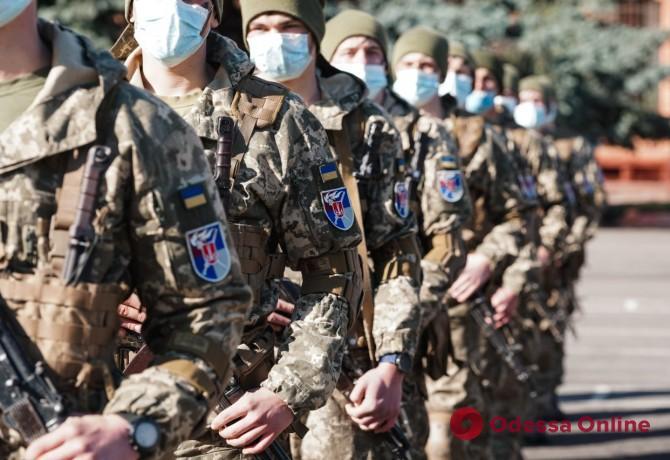 Одесская Военная академия торжественно отметила 10-летие (фото)