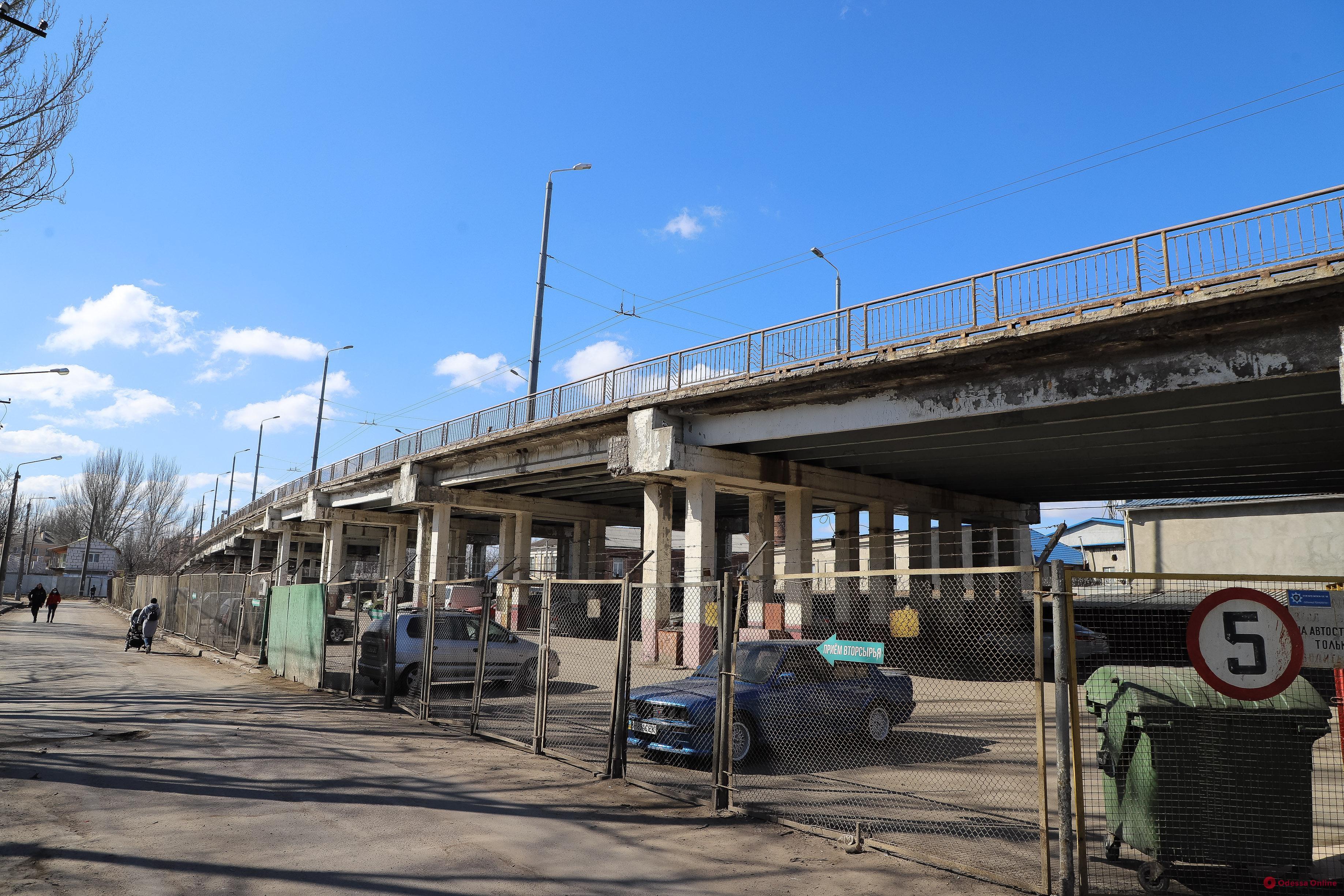 Отремонтировать Ивановский мост невозможно, надо строить новый, — вице-мэр