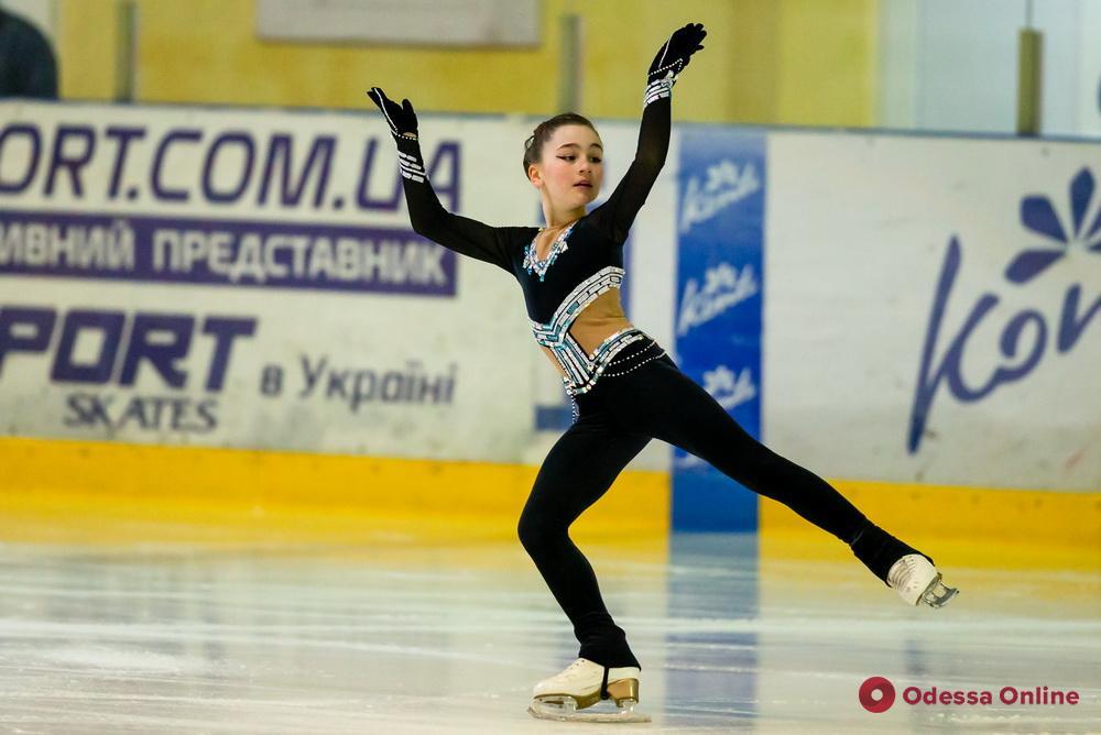 Фигурное катание: одесситы вновь собрали солидный «урожай» медалей всеукраинского турнира