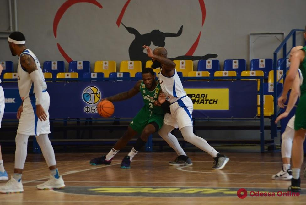 Баскетбол: «Одесса» начала четвертый круг Суперлиги с поражения