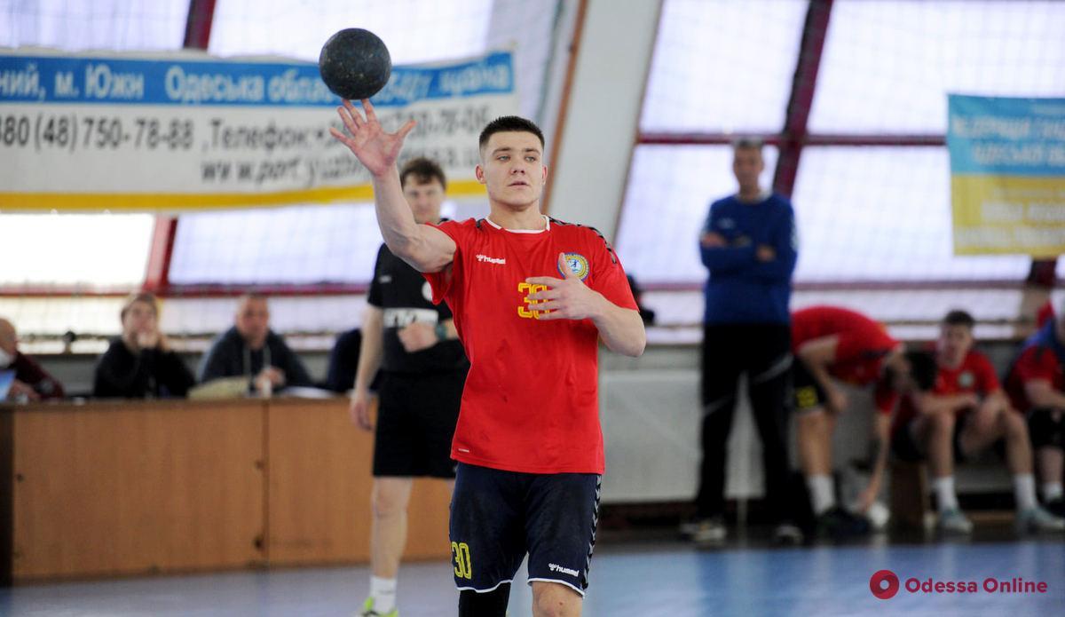 Гандболист из Одессы впервые получил вызов в сборную Украины