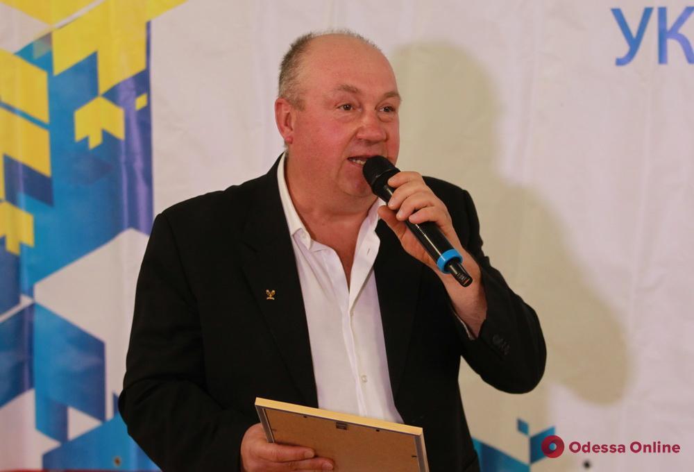 Состоялись выборы председателя отделения НОК Украины в Одесской области