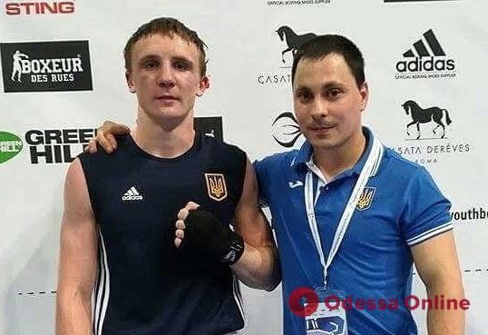 Боксер из Одесской области завоевал медаль международного турнира в Турции