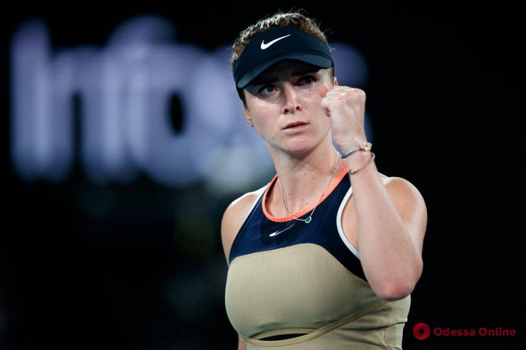 Одесская теннисистка победила в 2,5-часовом триллере в США