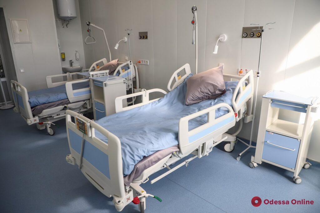 Мэр Одессы требует от Нацслужбы здоровья профинансировать развертывание 400 «ковидных» коек в больнице железнодорожников