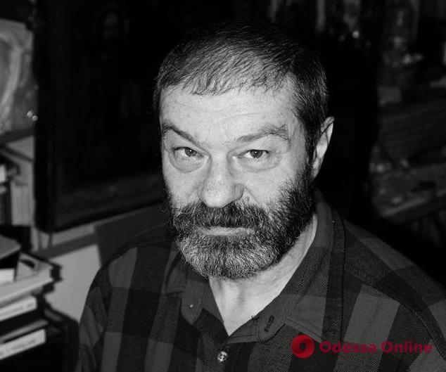 Скончался Почетный гражданин Одессы Олег Губарь