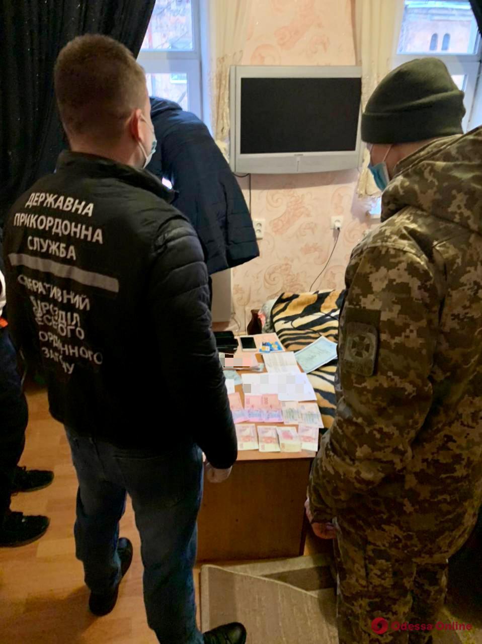 В Одесской области разоблачили организаторов переправки нелегалов через границу