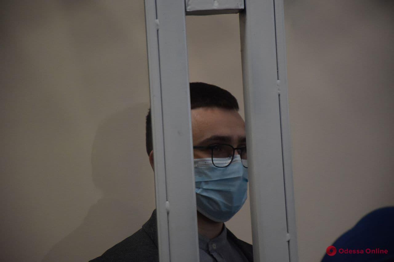 Дело Стерненко: в Одессе продолжается процесс по обвинению активиста в умышленном убийстве (обновлено)