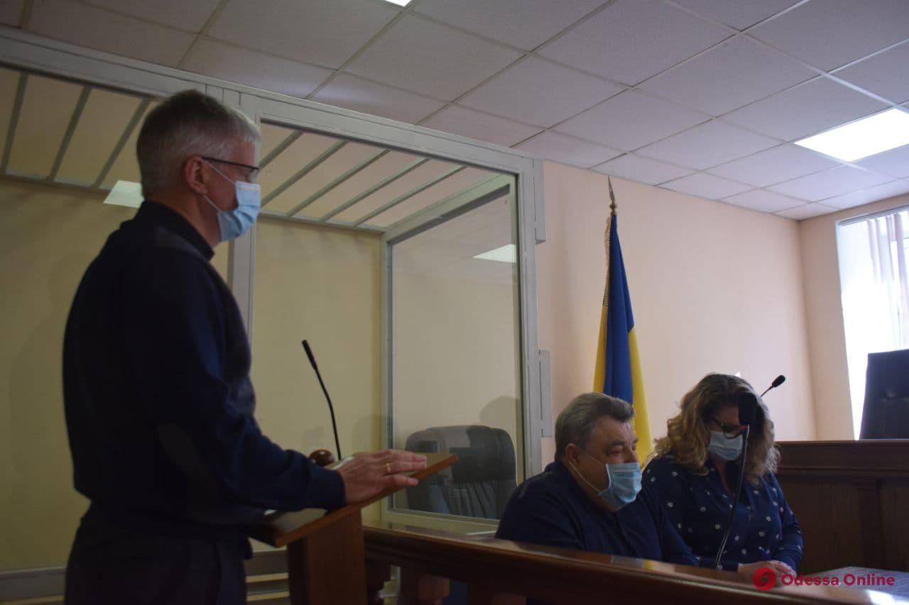 Дело 19 февраля: на судебном заседании допросили экс-зама Скорика