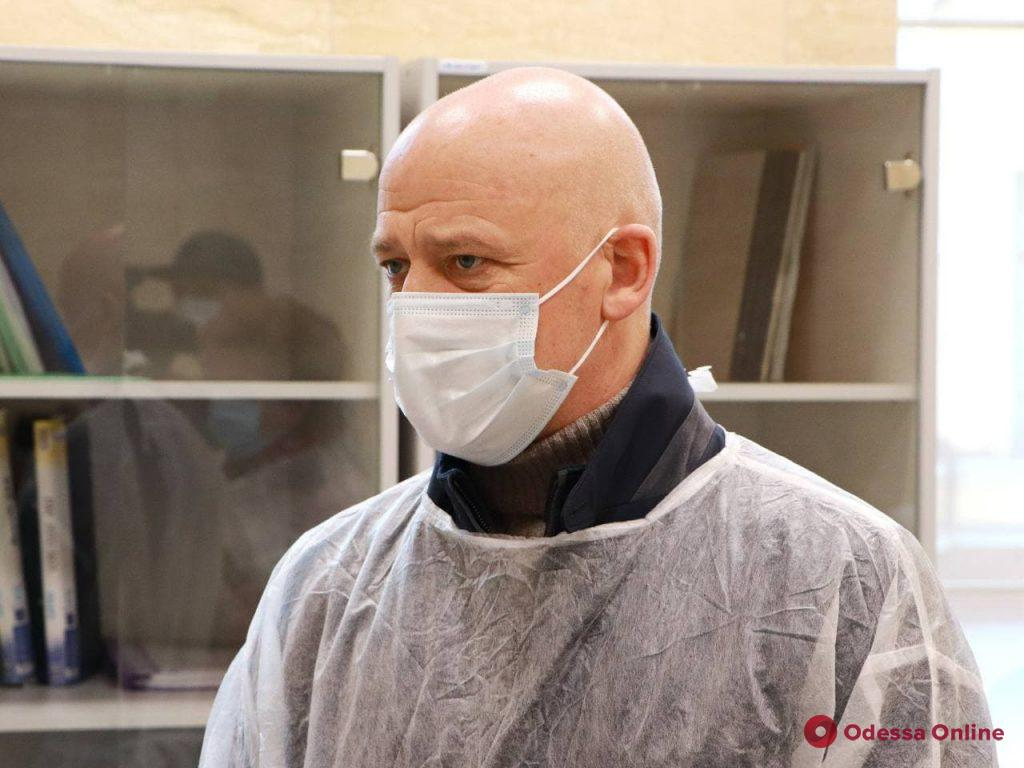 Геннадий Труханов: новая городская ПЦР-лаборатория — это европейский уровень качества