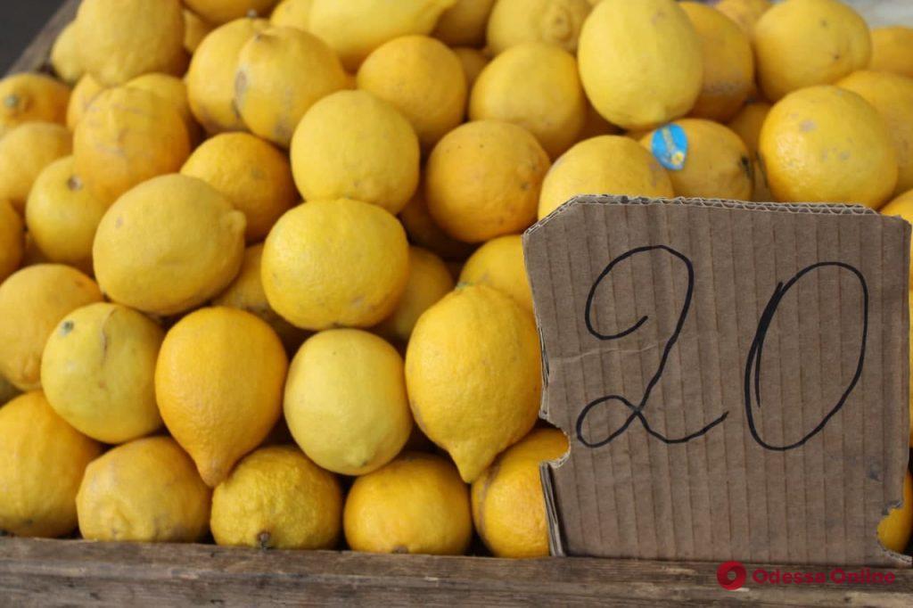 Редис, ананасы и кефаль: воскресные цены на одесском «Привозе»