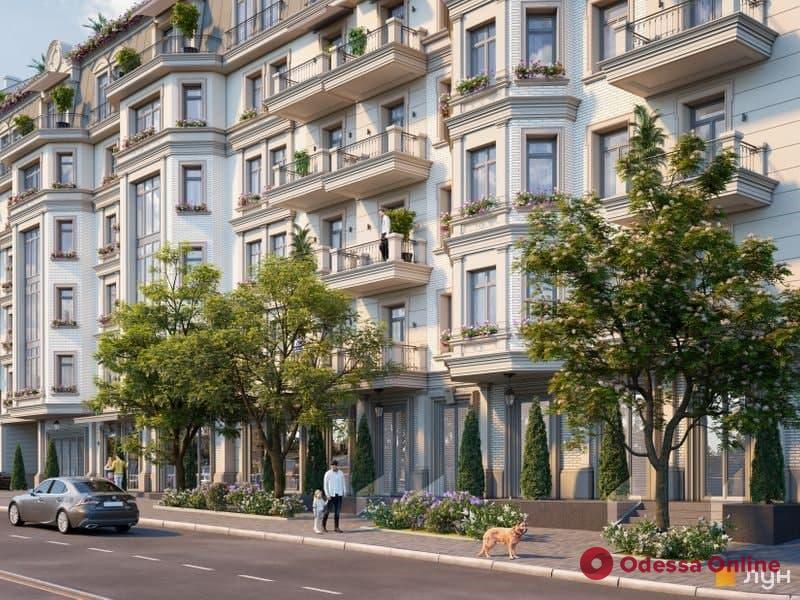 Одесситов просят не покупать квартиры в нахалстрое на Фонтанской дороге