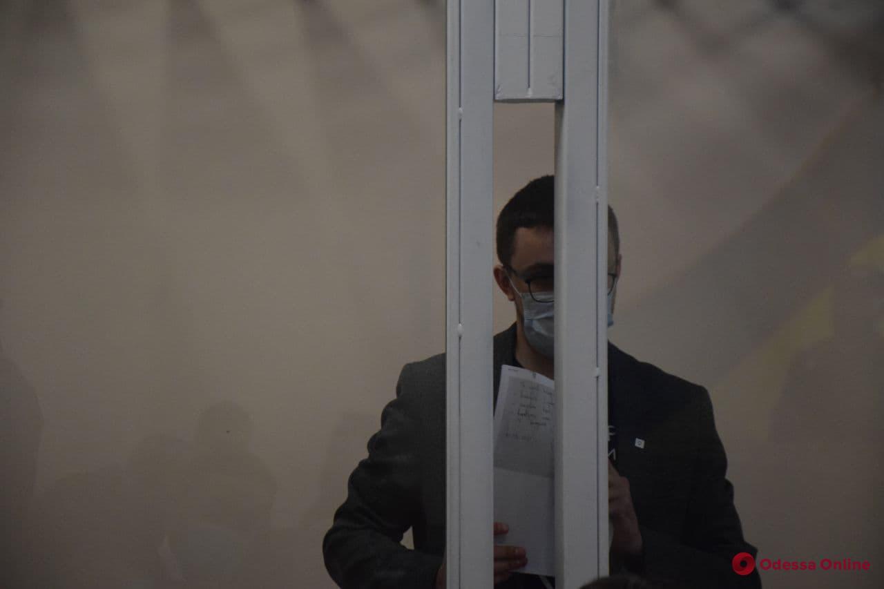 Дело Стерненко: суд закончил изучение доказательств (обновлено)