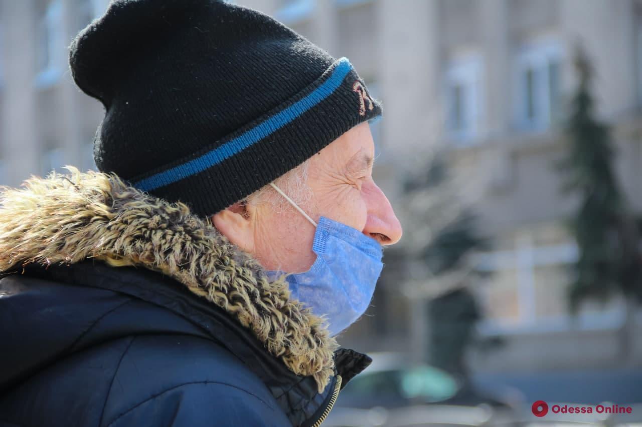 Одесса в «красной» зоне: карантинная суббота (фоторепортаж)