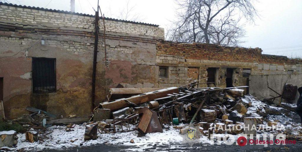 В Николаевской области взорвалась школьная котельная – из-под завалов доставали мужчину (фото)
