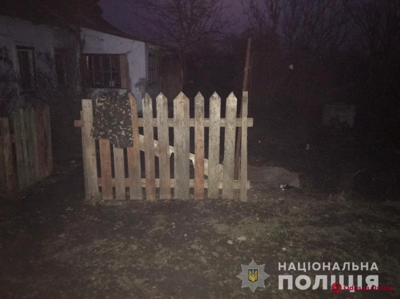 Пьяный житель Одесской области напал с ножом на друга