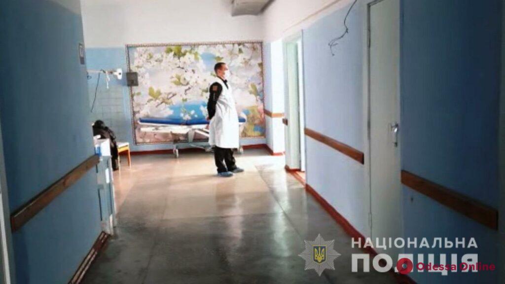 В Одесской области муж убил жену и пытался покончить с собой